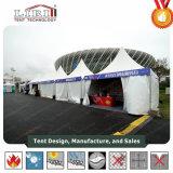 tenda del Pagoda di 5X5m per il negozio, baldacchino alto facile del Pagoda per la cabina
