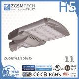 150W LED Tête de Candélabre Élevée du Lumen de Chip 3030 de Philips SMD