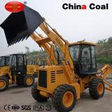 中国の販売のための小型トラクターのバックホウのローダー