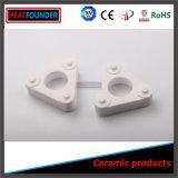 Alumine conductrice thermique de résistance de température élevée en céramique