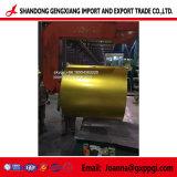Prepainted Aluzinc/bobinas de acero Galvalume PPGL/PPGI