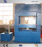 Professional 160 toneladas Rubebr Placa Vulcanizer juntas con el sistema de control automático