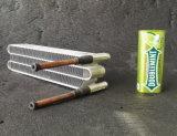 Mini échangeur de chaleur de condensateur de microcanal de Purswave Wt166X32X41 Evaporato
