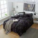 Koreanische Art-Kaschmir-Bettwäsche stellt korallenrote Vlies-Flanell-Bettwäsche ein