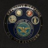 Kundenspezifische Militärandenken-Herausforderungs-Münzen