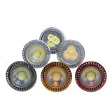 Vlek Light Downlight Miniature 3W LED GU10 Lamp