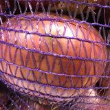 Qingdao PP 50 Lb Malha Raschel Saco de Cebola