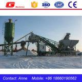 Capacité de l'installation de traitement en lots mobile concrète de la centrale 25m3/H à vendre
