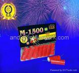 Giocattolo della bomba di tuono del Banger del cracker del fiammifero dei fuochi d'artificio del petardo per il partito di feste