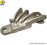 Produtos OEM personalizados em alumínio fundido Cera Perdida
