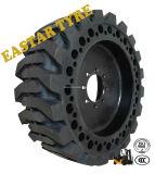 Neumático sólido de 36*7*11 Skidsteer, neumático del lince de la venta al por mayor del fabricante