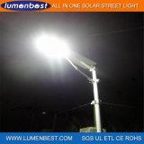 15W LED Portable IP65 Solar Garden/Street/Yard Light