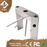 RFIDの発券システムのバス停留所のための縦の三脚の回転木戸
