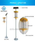 Obvious Product Solar Insect Killer Lamp for Agriculture