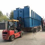 Produto subterrâneo do tratamento de água de esgoto do Wastewater municipal