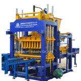 Bloc de brique de machine de presse de la chaleur Qt5-15 faisant des machines en Ouganda