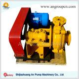 Constructeur horizontal de pompe de transfert de boue de produits de queue d'exploitation