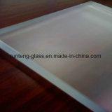 L'acido ha inciso liberamente il vetro, vetro glassato, vetro dell'impronta digitale
