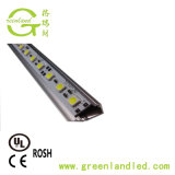 LED 지구를 위한 높은 밝은 3 년 보장 SMD 12V 24V LED 엄밀한 지구 PVC 단면도