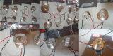 Módulo de iluminação LED de liga de alumínio RGB para construção exterior Módulo de iluminação LED Luz IP65