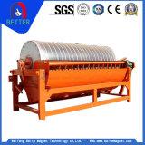 Cilindro do Ce/tipo permanentes separador magnético da mineração do rolo para o carvão/mina (800-10000GS)