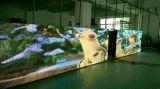 Visualizzazione di LED esterna di colore completo del TUFFO P10