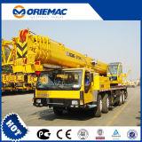 Móbil de Grue guindaste móvel do caminhão do crescimento telescópico de 50 toneladas
