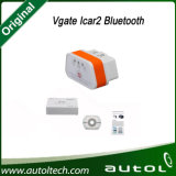 2016 L'auto-diagnostic Bluetooth Vgate Icar 2 peut prendre en charge l'outil de balayage Bluetooth Vgate Icar2 Elm327 Bluetooth