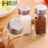 стеклянный бак приправой 66ml, суть цыпленка соли трасучки перца опарника соуса барбекю