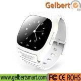 Wristwatch телефона Gelbert Bluetooth франтовской для Android Ios