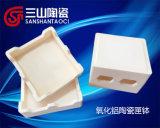 Ceramica Saggar (SSTC0071) dell'allumina