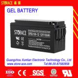 12V Normal Voltage, Maintenance Free Accumulator를 가진 젤 Battery