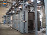 Macchina Chain ambientale di pulizia di granigliatura