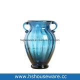 Vaso di vetro colorato alta qualità calda di vendita