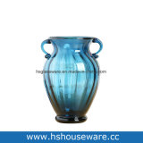 L'alta qualità calda di vendita ha pigmentato il vaso di vetro colorato