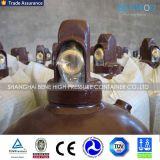 GB5099 de standaardCilinder van het Acetyleen van het Staal met de Cilinder van de Klep C2h2