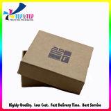 Dom personalizado Impressão OEM embalagem de papel tampa e caixa da bandeja
