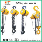 Tipo grua Chain de Hsz da estrutura avançada de 2t*3m