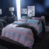 Роскошный европейский комплект постельных принадлежностей сатинировки хлопка тавра типа