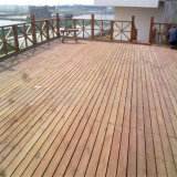 Decking/revestimento compostos plásticos de madeira fireresistant preço da fábrica WPC