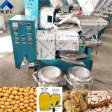 Graines de colza Fèves de soja//Castor/Palm/Huile d'arachide en appuyant sur la machine / Mill /Machine d'extraction