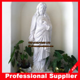 Благословил Деву мраморные скульптуры матери мраморные статуи