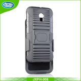 TPUのMotorola G3のためのコンボのホルスターの携帯電話の箱