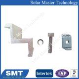 L'énergie solaire PV Structure de fixation de châssis en aluminium d'application Profil support photovoltaïque
