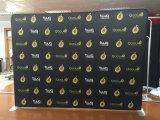 8FT droit tissu bannière Waveline Exposition Présentoir