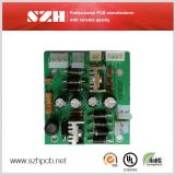 Tarjeta de circuitos impresos rígida de Clarm SMT del fuego