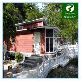 Einfaches kleines integriertes Haus der Installations-WPC