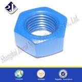 ISO4033 무거운 PTFE 완성되는 6각형 견과