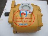 Gang-Öl-Pumpen-hydraulische Zahnradpumpe-Teile des Soem-KOMATSU (07448-66500, 07448-66200) Bulldozer-D355