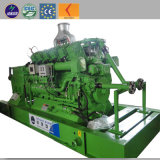 해외 시장 100kw - 500kw 가스 기관 생물 자원 발전기를 위해